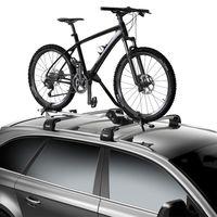 Велосипедные крепления на крыше