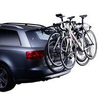 Велосипедные крепления на багажник автомобиля