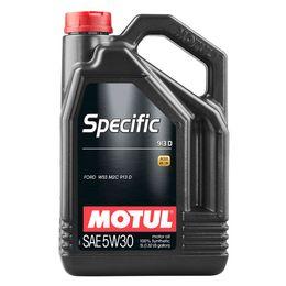Масло моторное 5W30 MOTUL 5л синтетика Specific 913D FORD A5/B5