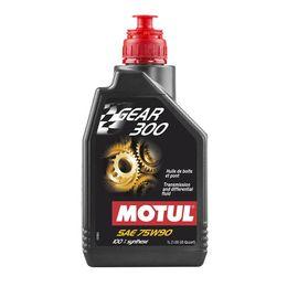 Масло трансмиссионное 75W90 MOTUL 1л синтетика Gear 300 GL4/GL5