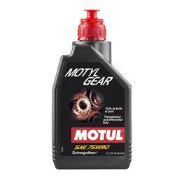 Масло трансмиссионное 75W90 MOTUL 1л полусинтетика Motylgear GL4/GL5