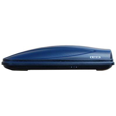 Бокс на крышу LUX 960, черный матовый, 480 л, 196х78х42 см