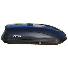 Бокс Lux 600, черный металлик, 440 л, 160х92х40 см