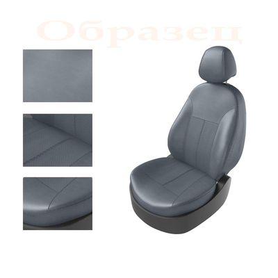 Авточехлы UAZ PATRIOT 2008-2014, серый/серый/серый