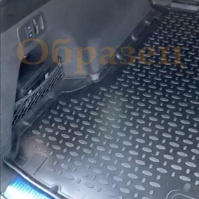 Коврик в багажник для SUBARU XV 2017-, полиуретан