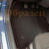 Коврики ЕВА 3D БОРТ в салон для SKODA OCTAVIA A7 2013-, EVA