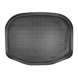 Коврик в багажник Ford Explorer (U502) (2010-) (разложенный 3 ряд) Полиуретан Чёрный
