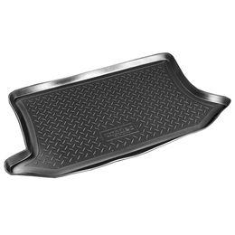 Коврик в багажник Ford Fiesta HB (2005-2008) Полиуретан Чёрный