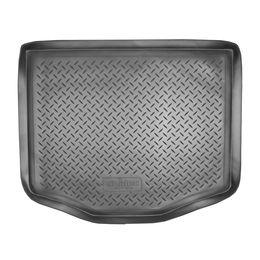 Коврик в багажник Ford C-Max (2007-) Полиуретан Чёрный