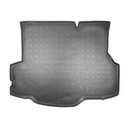 Коврик в багажник Ford Fiesta (JA8) SD (2012-) Полиуретан Чёрный