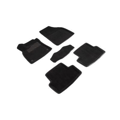 3D коврики для Renault Fluence 2010-2017