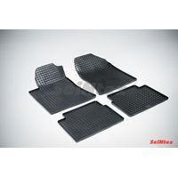 Резиновые коврики Сетка для Toyota Avensis II 2002-2008
