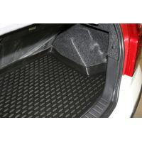 Коврик в багажник GEELY MK CROSS ХЭТЧБЕК 2010-