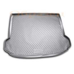 Коврик в багажник CHEVROLET TRACKER 2013-, полиуретан, чёрный