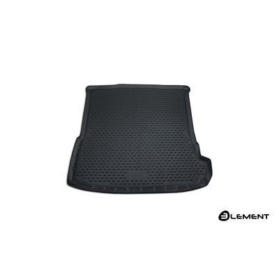 Коврик в багажник AUDI Q7 II 2015-, полиуретан, чёрный