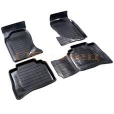 Коврики в салон, резиновые с бортиком для BMW 5 серии