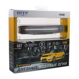 Светодиодные дневные ходовые огни серия URBAN 12В, 20Вт, 5500К, комплект