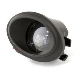 Фары противотуманные светодиодные MTF Light БМВ M3, M5, линза, 12В, 10Вт, ЕСЕ R19, E4, комплект