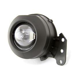 Фары противотуманные светодиодные MTF Light БМВ 3, 5, 6, X3, линза, 12В, 7Вт, ЕСЕ R19, E4, комплект