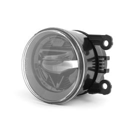 Фары противотуманные светодиодные MTF Light линза, 12В, 10Вт, ЕСЕ R19, E6, универс., комплект