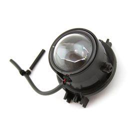 Фары противотуманные светодиодные MTF Light HYUNDAI/KIA, линза, 12В, 5000К, 7Вт, ЕСЕ R19, E4, комплект