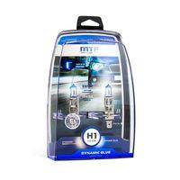 Галогенные автолампы H1 12V 55W DYNAMIC BLUE комплект