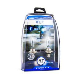 Галогенные автолампы H7 12V 55W DYNAMIC BLUE комплект