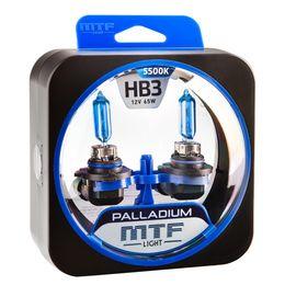 Галогенные автолампы HB3(9005) 12V 65W PALLADIUM комплект