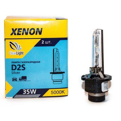 Ксеноновая лампа D2S ClearLight, 5000K