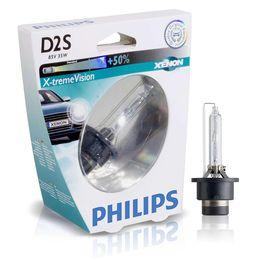 Ксеноновая лампа D2S X-tremeVision Philips 85122XVS1