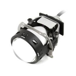 Модули MTF Light линзованные Bi-LED серия DYNAMIC VISION, 12В, 45Вт, 5500К, 3 дюйма, компл. 2шт.