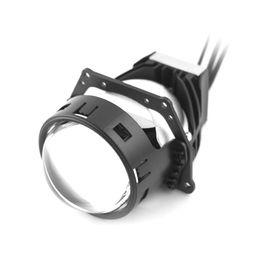 """Модули MTF Light линзованные Bi-LED серия NIGHT ASSISTANT MaxBeam, 12В, 47Вт, 5500К, 3"""", 2шт."""