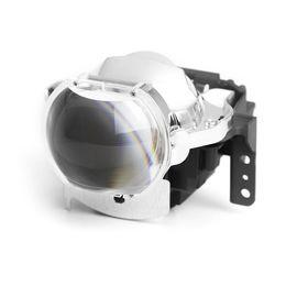 Светодиодный модуль дальнего/ближнего света би-линза LED 12В 32Вт 1450лм 6000К