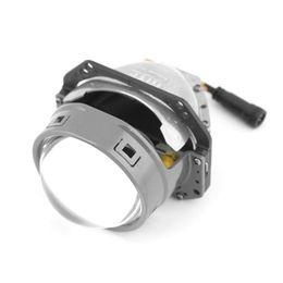 Модули MTF Light линзованные Bi-LED серия ABSOLUTE VISION, 12В, 35Вт, 5500К, 3 дюйма, компл. 2шт.