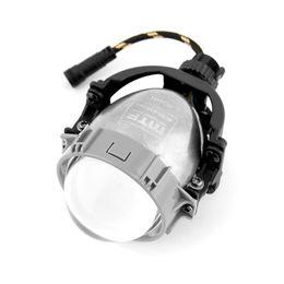 Модули MTF Light линзованные Bi-LED серия ACTIVE NIGHT, 12В, 35Вт, 5500К, 2.8 дюйма, компл. 2шт.