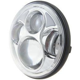 Светодиодная фара ближнего, дальнего и габаритного света BBHL-DL502CR