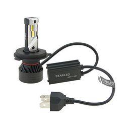 Светодиодные автолампы H4 GTS 45W Комплект головного света