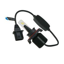 Светодиодные автолампы H13 GX 20W Комплект головного света