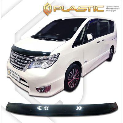 Дефлектор капота NISSAN SERENA IV, C26 2013-2016 - Интернет-магазин Msk-Auto.com приобрести