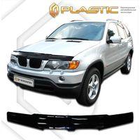 Дефлектор капота на BMW X5 1999-2004