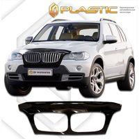 Дефлектор капота на BMW X5 2007-2013