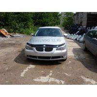 Дефлектор капота (Мухобойка) на BMW 5 SERIES E60 E61 2003-2010, отбойник на капот