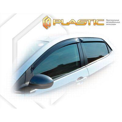 Ветровики дверей MAZDA 2 2008 СА Пластик купить - Интернет-магазин Msk-Auto.com