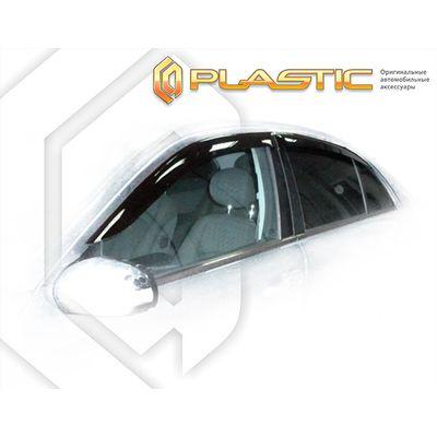Ветровики дверей MERCEDES-BENZ E-CLASSE 2002-2009 СА Пластик купить - Интернет-магазин Msk-Auto.com