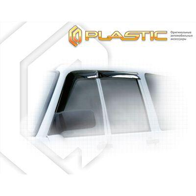 Ветровики дверей для UAZ PATRIOT 2005-2014