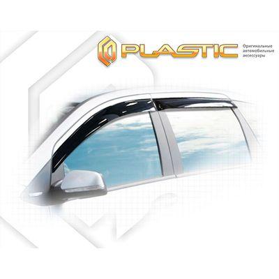 Ветровики дверей MERCEDES-BENZ A-CLASSE W169 2008-2012 СА Пластик купить - Интернет-магазин Msk-Auto.com