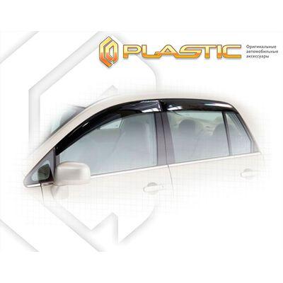 Ветровики дверей для NISSAN TIIDA LATIO седан SJC11, SC11, S 2004-2012