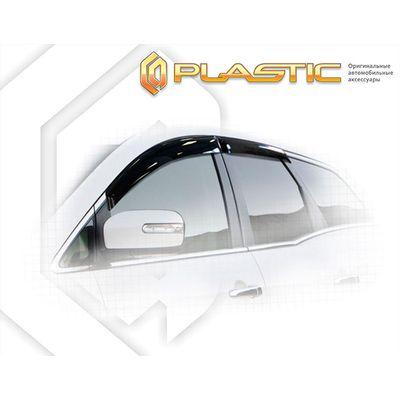Ветровики дверей MAZDA CX-7 2007-2012 СА Пластик купить - Интернет-магазин Msk-Auto.com