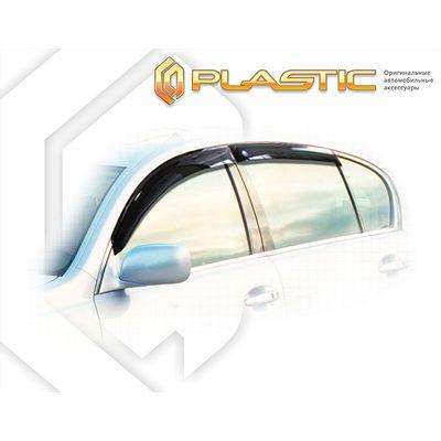 Ветровики дверей LEXUS GS 2005-2011 СА Пластик купить - Интернет-магазин Msk-Auto.com