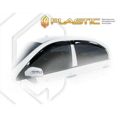 Ветровики дверей LIFAN SOLANO 2010-2014 СА Пластик купить - Интернет-магазин Msk-Auto.com